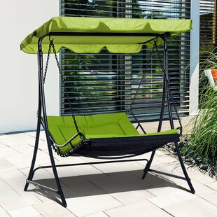 Scarlett Swing Seat With Stand By Freeport Park