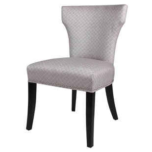 Chien Side Chair (Set Of 2) by House of Hampton Amazing