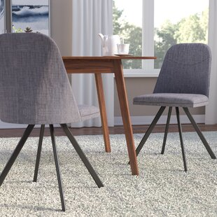 Wilson Upholstered Dining Chair (Set of 2) by Wrought Studio
