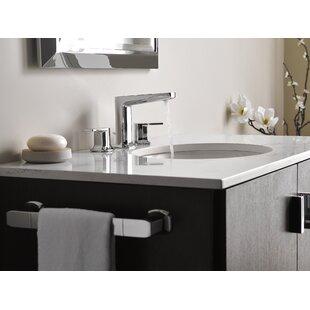 Compare prices Via Standard Bathroom Faucet Double-Handle Lever ByMoen