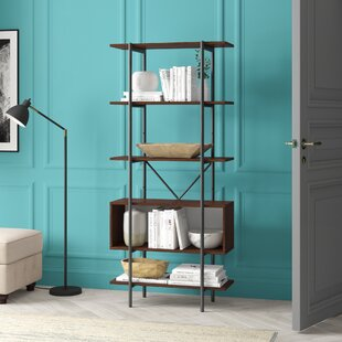 William Etagere Bookcase