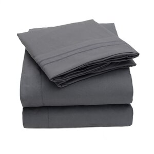 Madame Marie 1500 Thread Count Polyester Sheet Set