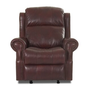 Red Barrel Studio Defiance Recliner with Headrest and Lumbar Support