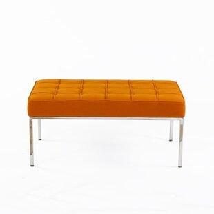 Engen Upholstered Bedroom Bench by Orren Ellis