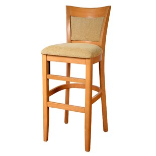 Iron Acton 30 Bar Stool Winston Porter