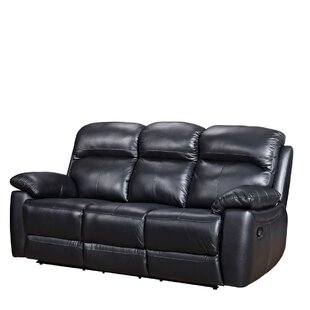 Schick 3 Seater Reclining Sofa By Brayden Studio