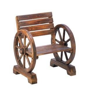 Zingz & Thingz Wheel Garden Chair