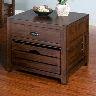 Look for Wilfried End Table By Gracie Oaks