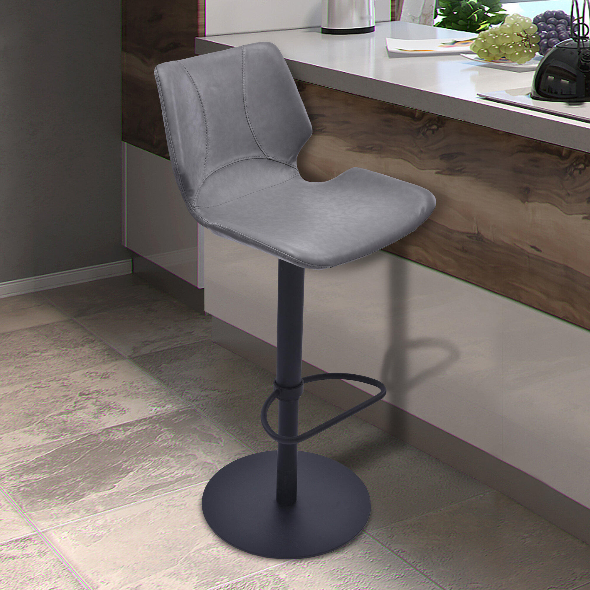 Stupendous Industrial Pedestal Bar Stools Youll Love In 2019 Wayfair Alphanode Cool Chair Designs And Ideas Alphanodeonline