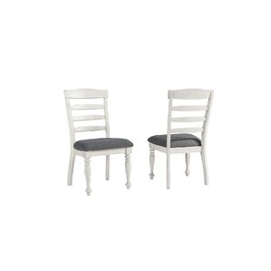 Brookshire Dining Chair (Set of 2) by Rosecliff Heights