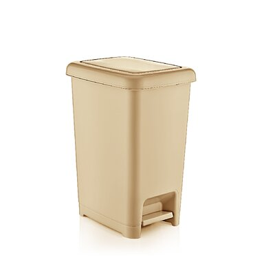 Tall Slim Trash Can Wayfair