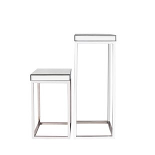 Laurine 2 Piece End Table Set by Everly Quinn