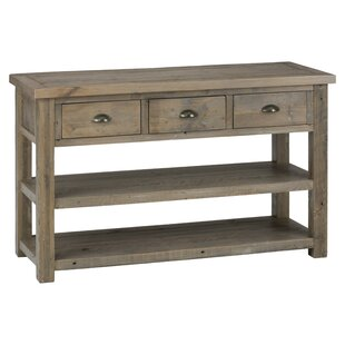 Tamsin Wooden Media Console Table