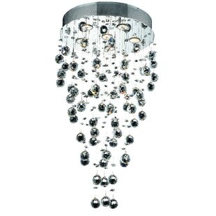 Deidamia 6-Light Flush Mount by Everly Qu..
