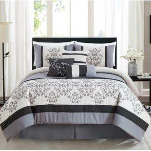 Brittney 7 Piece Comforter Set