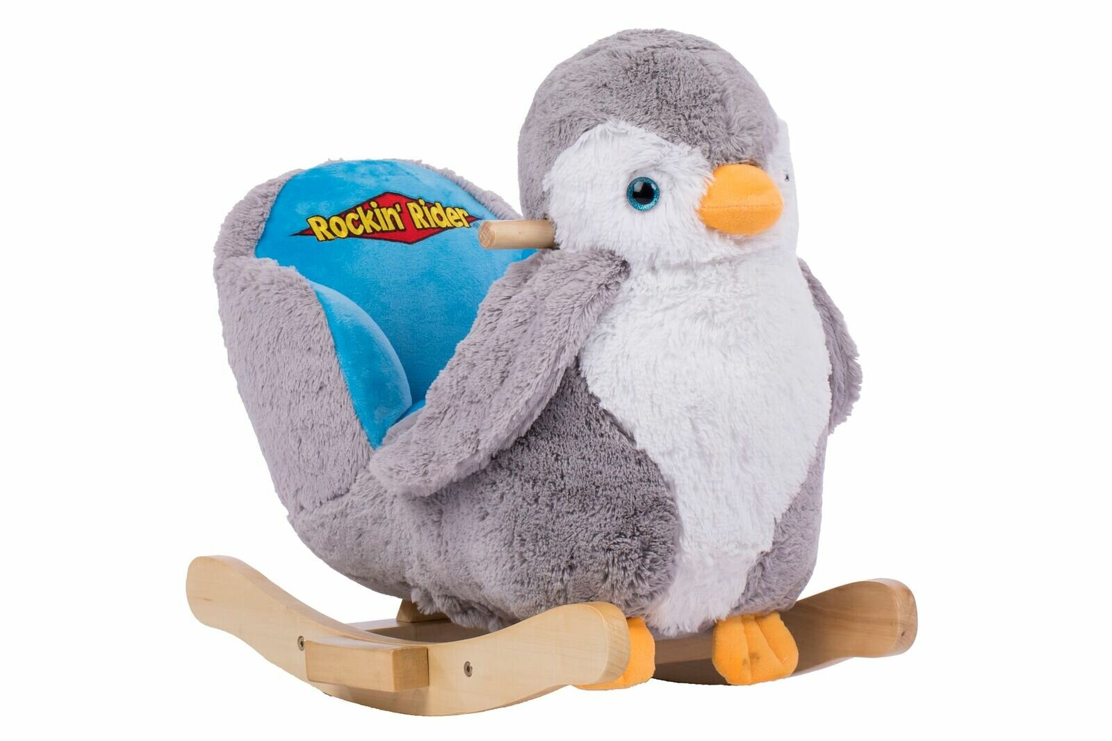 bc7ce345d34 Rockin  Rider Percy the Penguin Baby Rocker