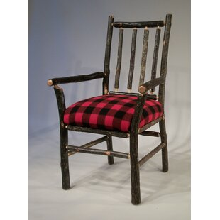 Berea Rail Back Arm Chair Flat Rock Furniture