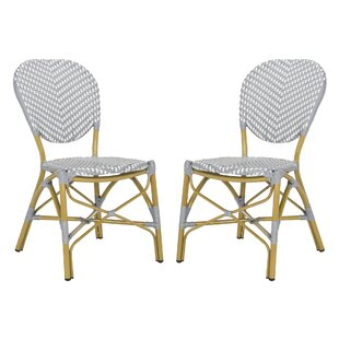 Admirable Modern Contemporary Outdoor French Bistro Chairs Allmodern Best Image Libraries Weasiibadanjobscom