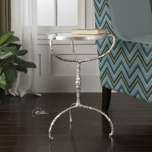 Petrucci End Table by Bloomsbury Market