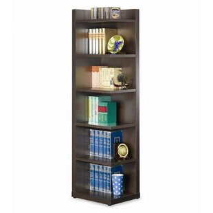 Rogers Corner Unit Bookcase by Wildon Home�