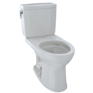 Toto Drake® II 1 GPF Elongated Two-Piece Toilet