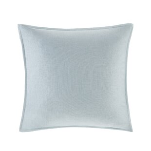 Burdick 100% Linen Throw Pillow