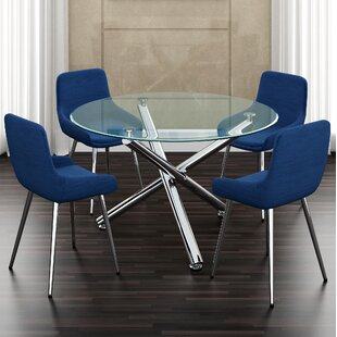 Barringer 5 Piece Dining Set by Orren Ellis