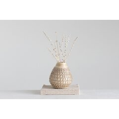 Bohemian Striped Vases Urns Jars Bottles You Ll Love In 2021 Wayfair