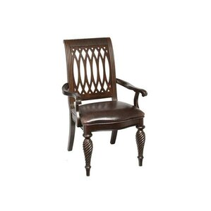 Belmont Solid Wood Dining Chair by Bernhardt