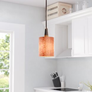 Wrought Studio Montes 1-Light Drum Pendant