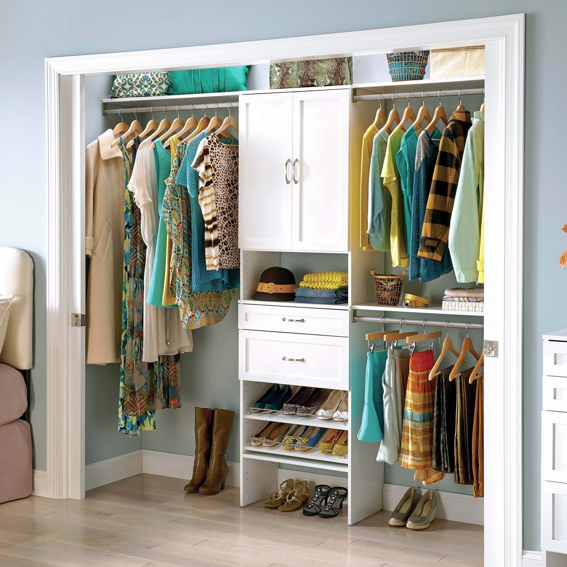 Closetmaid Closet Systems You Ll Love In 2020 Wayfair