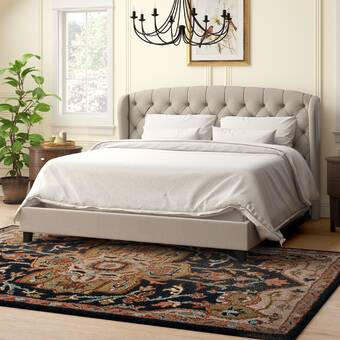 Astoria Grand Gretna California King Platform Bed Wayfair