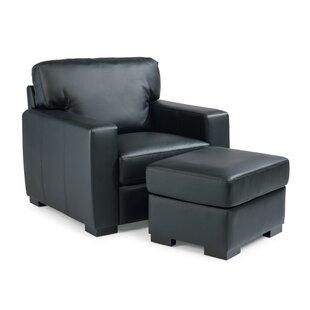 Wondrous Rasika Club Chair And Ottoman Alphanode Cool Chair Designs And Ideas Alphanodeonline