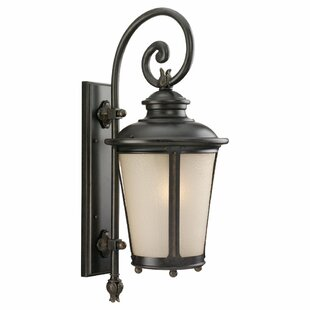 Maria 1-Light Outdoor Wall Lantern by Fle..