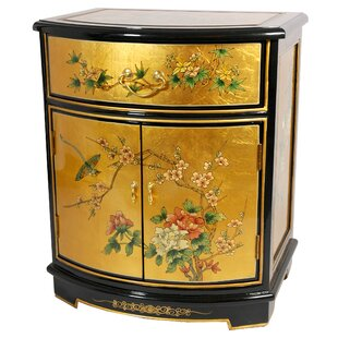 Oriental Furniture Shoe Storage Cabinet