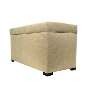 Compare Hadassah Upholstered Storage Bench ByWinston Porter