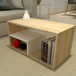 Germain Modern Coffee Table by Ebern Designs