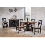 Hayden Round Dining Table by Ophelia & Co.