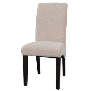 Best Reviews Marcella Parson Chair (Set of 2) by Chintaly Imports