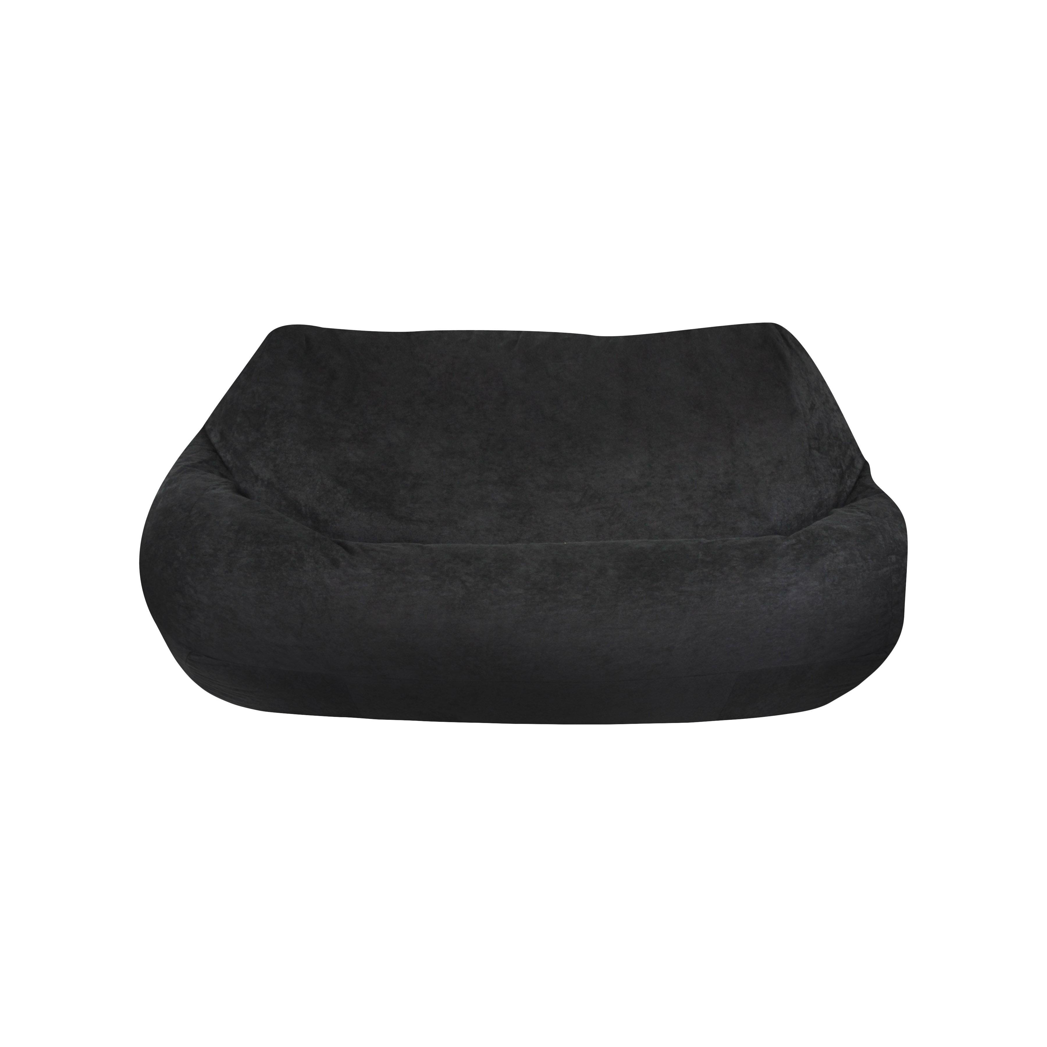 Jordan Manufacturing Bean Bag Sofa U0026 Reviews | Wayfair