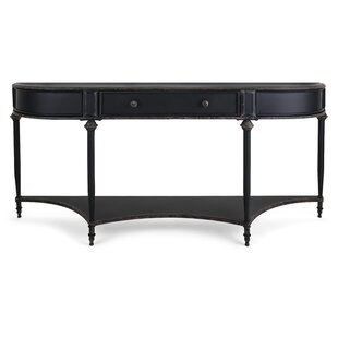 Bengta Metal Console Table By One Allium Way