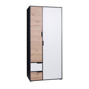 Rockport 2 Door Sliding Wardrobe By Brayden Studio