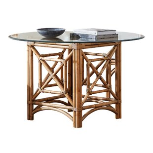 Plantation Bay Stackable Dining Table Panama Jack Sunroom