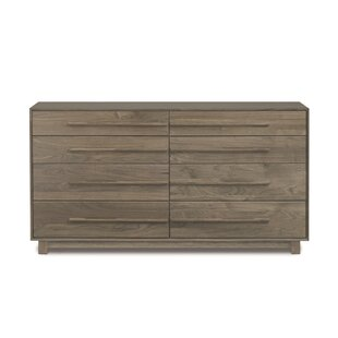 Sloane 8 Drawer Double Dresser