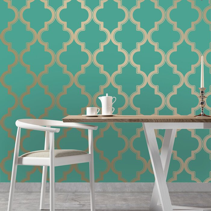 TempaperR Marrakesh 33 X 205 Peel And Stick Wallpaper Roll