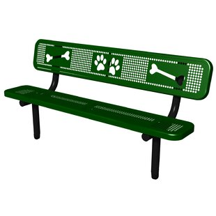 Dawley Sit and Stay Park Bench by Freeport Park
