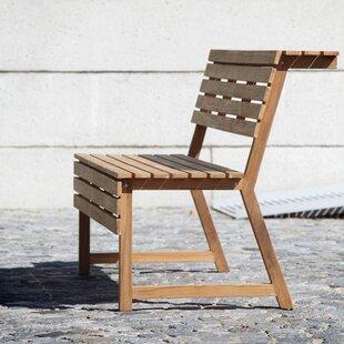 Whitlock Teak Bench By JanKurtz
