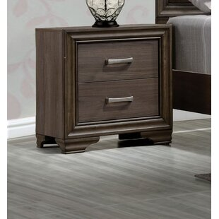 Foundry Select Layla 2 Drawer Nightstand