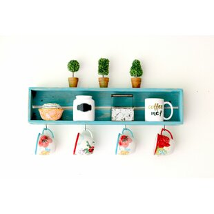 Beam Simple Tea Floating Shelf By August Grove