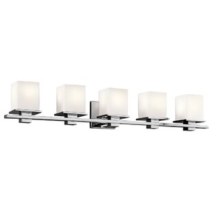 Brayden Studio North Stoke 5-Light Vanity Light